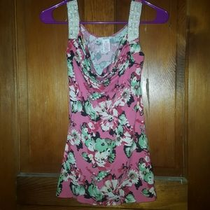 Candies tank top